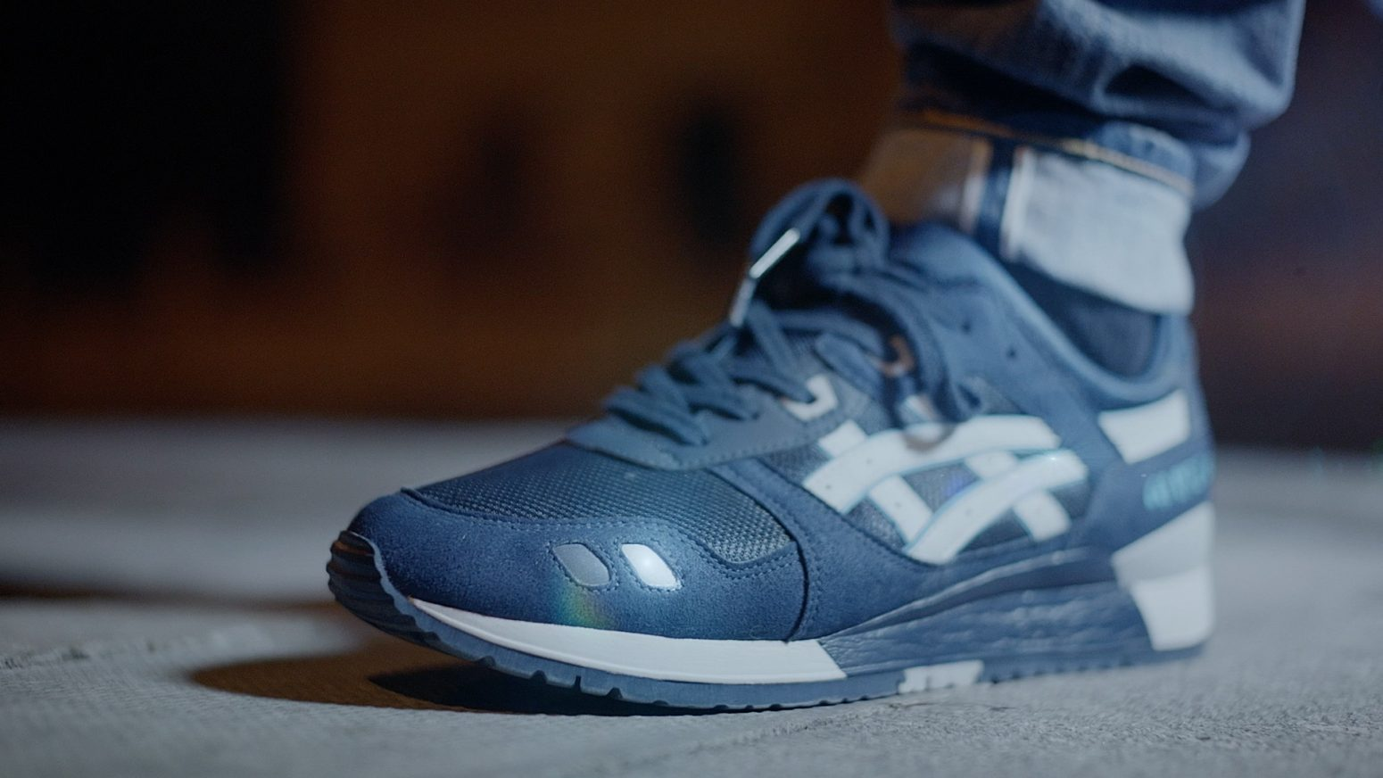 asics commercial tv sneakers