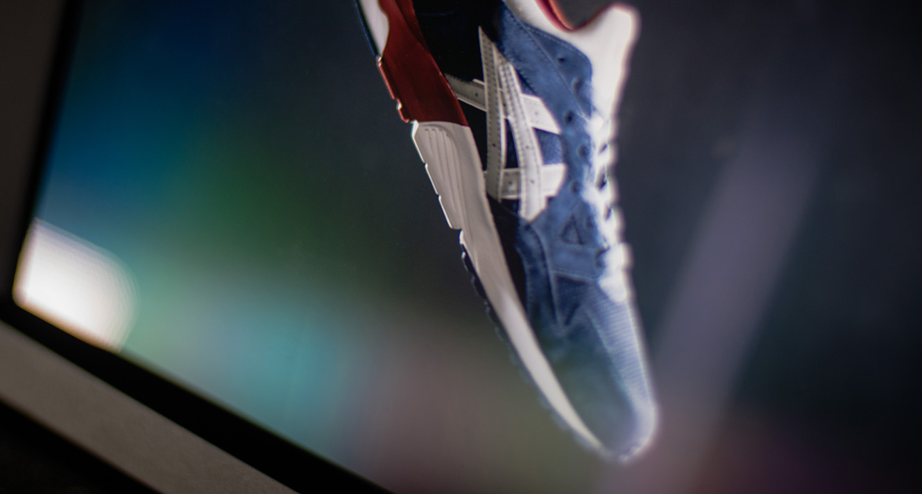 asics commercial director