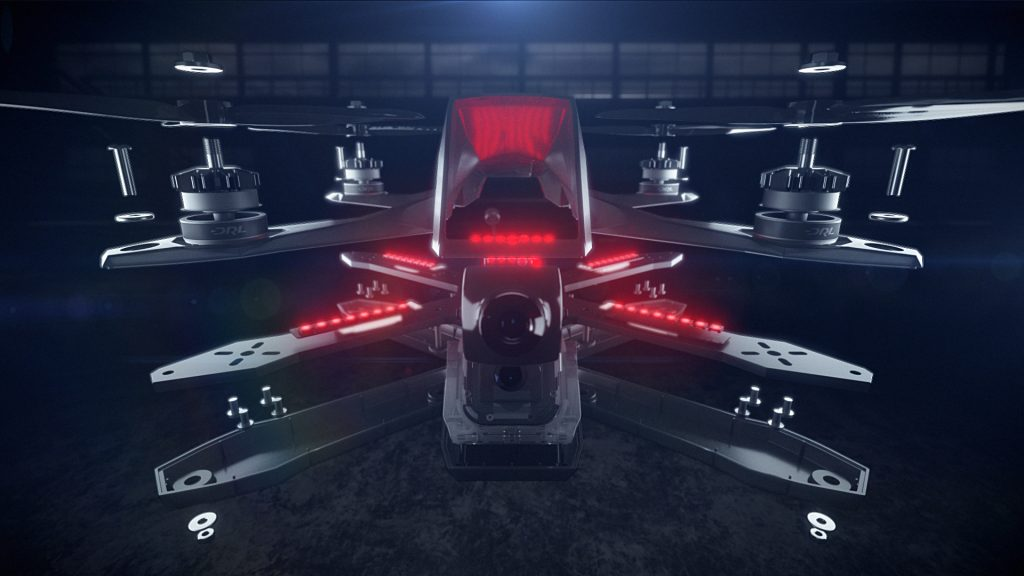 drl racer 3 drone racing fpv sport