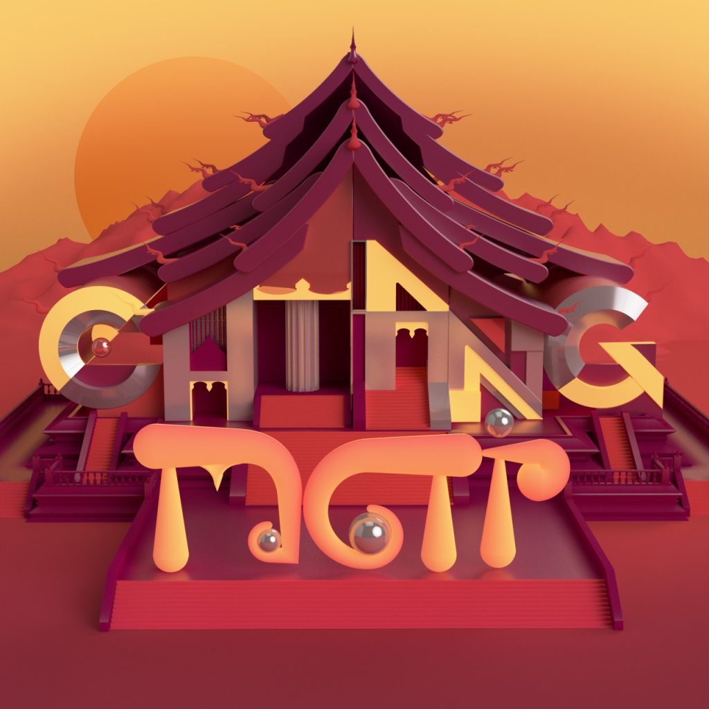 chiang mai typography