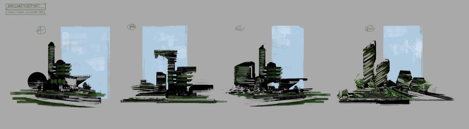 sci fi concept art