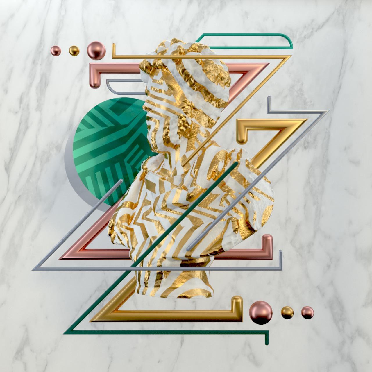 zz typography design
